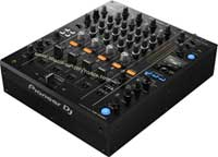 pioneer djm750k djm 750 mk2 noir black table de mixage mixer